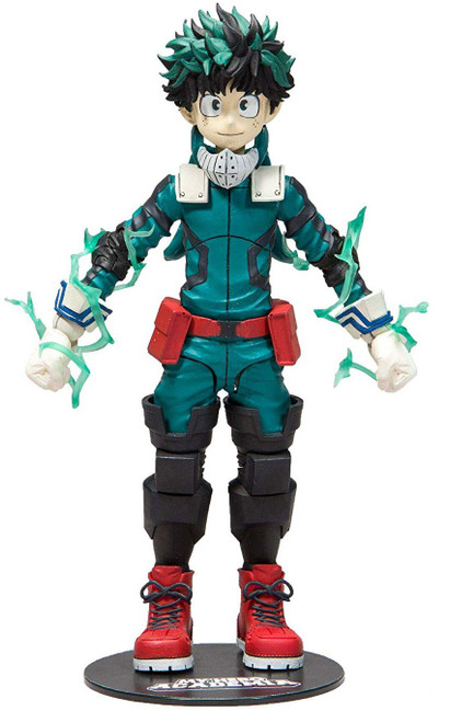 McFarlane Toys My Hero Academia Izuku Midoriya Action Figure [Season 2 Hero Outfit]