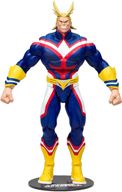 McFarlane Toys My Hero Academia All Might Action Figure [Modern Hero Outfit]