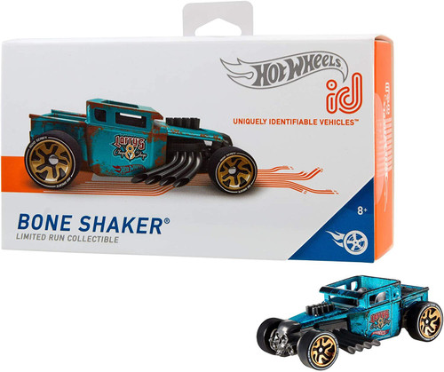 Hot Wheels ID Bone Shaker Diecast Car