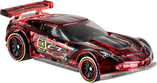 Hot Wheels ID 2014 Corvette C7.R Diecast Car