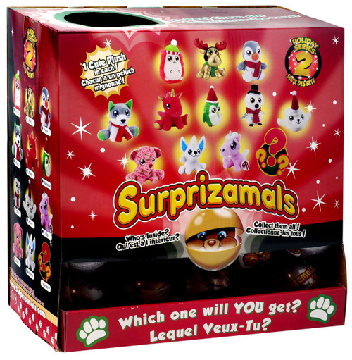 Surprizamals Holiday Series 2 Mystery Box [36 Packs]
