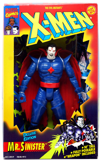 Marvel X-Men Mr. Sinister Action Figure