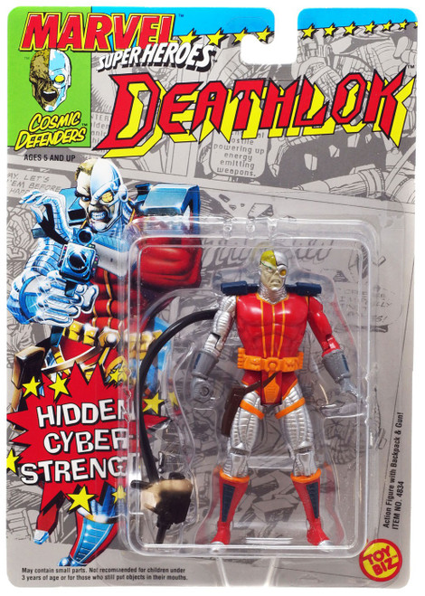 Marvel Super Heroes Deathlok Action Figure