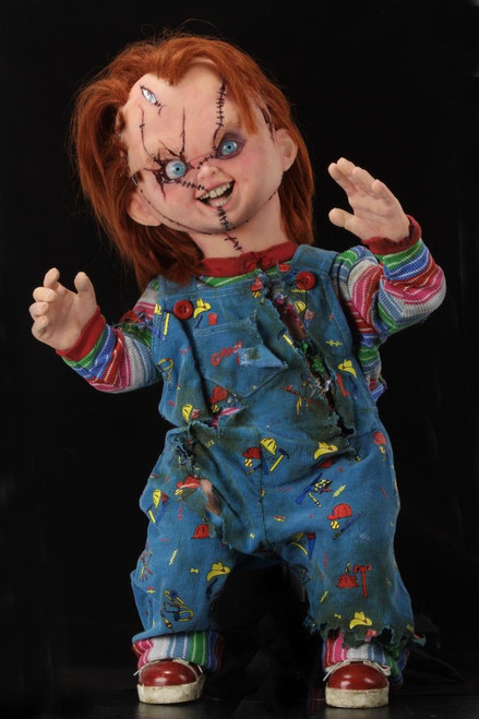 NECA Child's Play Bride of Chucky Chucky Life-Size Replica (Pre-Order ships October)