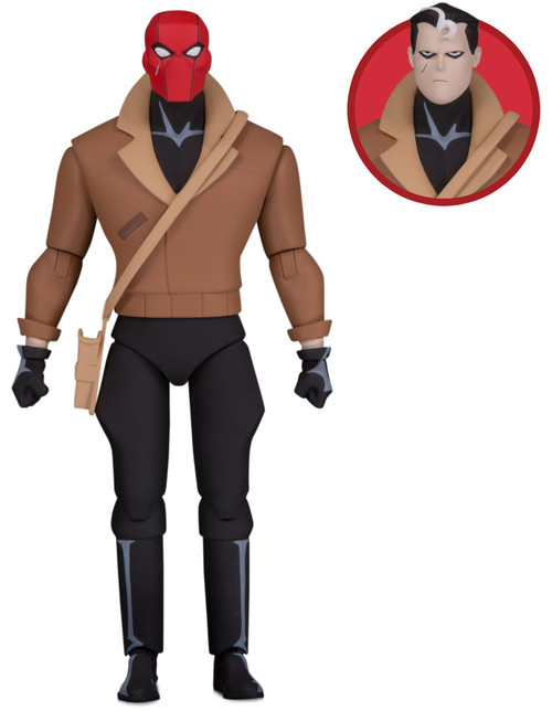 Batman: The Adventure Continues Red Hood Action Figure (Pre-Order ships January)