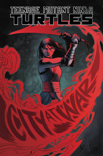 IDW Teenage Mutant Ninja Turtles Ongoing #97 Comic Book