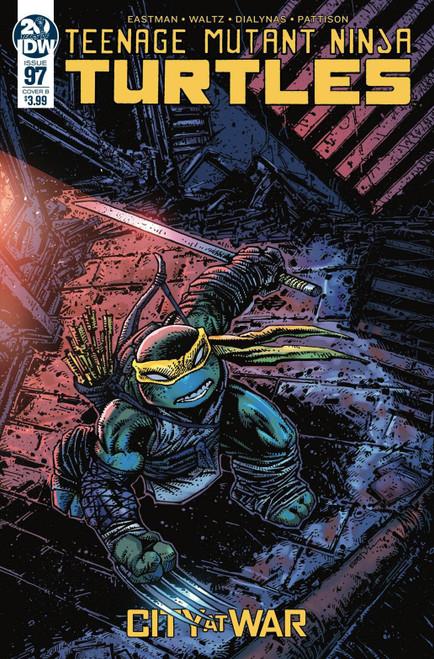 IDW Teenage Mutant Ninja Turtles Ongoing #97 Comic Book [Eastman Cover B]