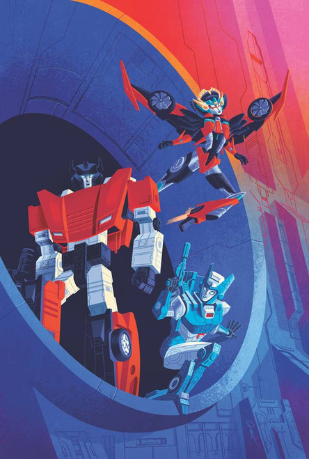 IDW Transformers #11 Comic Book [Caltsoudas Cover B]