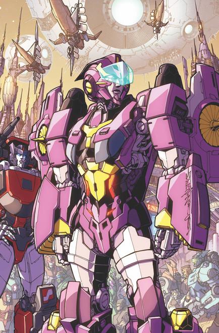 IDW Transformers #12 Comic Book