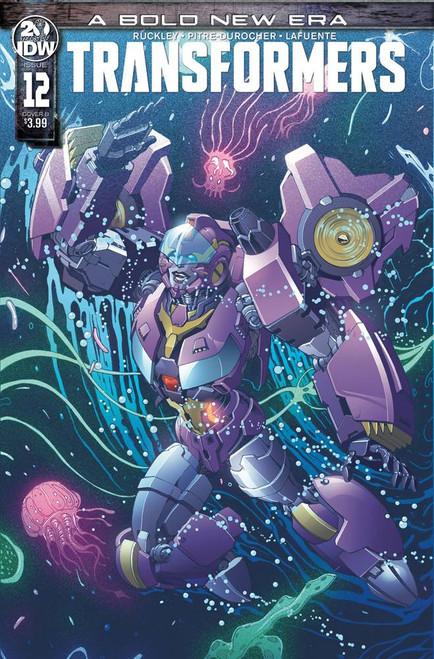 IDW Transformers #12 Comic Book [Zama Cover B]