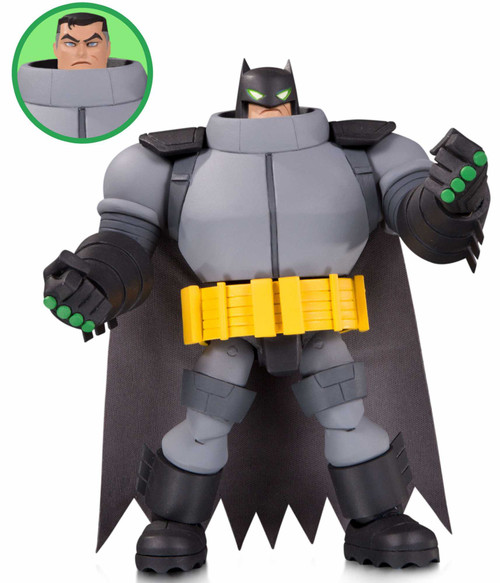 Batman: The Adventure Continues Super Armor Batman Action Figure (Pre-Order ships January)
