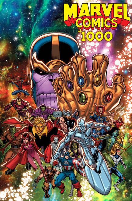 Marvel Comics #1000 Comic Book [Ron Lim 1990's Variant Cover]