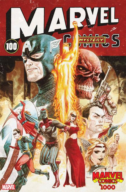 Marvel Comics #1000 Comic Book [Kaare Andrews Variant Cover]