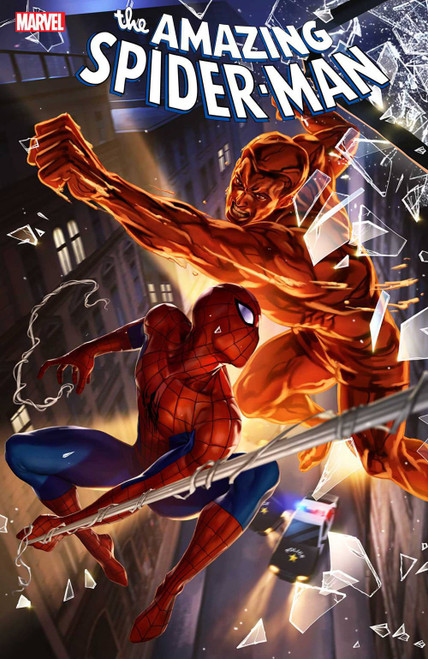 Marvel Comics Amazing Spider-Man #27 Comic Book [Woo-Cheol Lee Variant Cover]