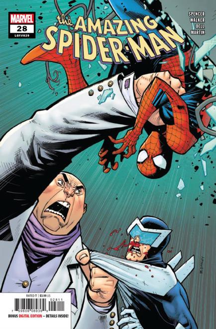 Marvel Comics Amazing Spider-Man #28 Comic Book
