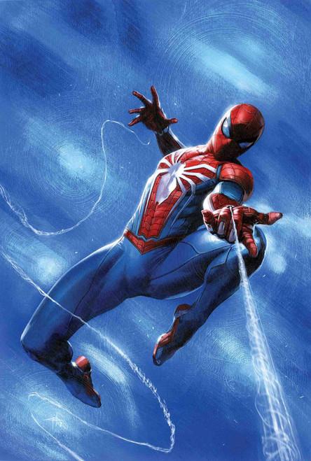 Marvel Comics Spider-Man Velocity #1 Comic Book [Gabriele Dell'Otto Variant Cover]
