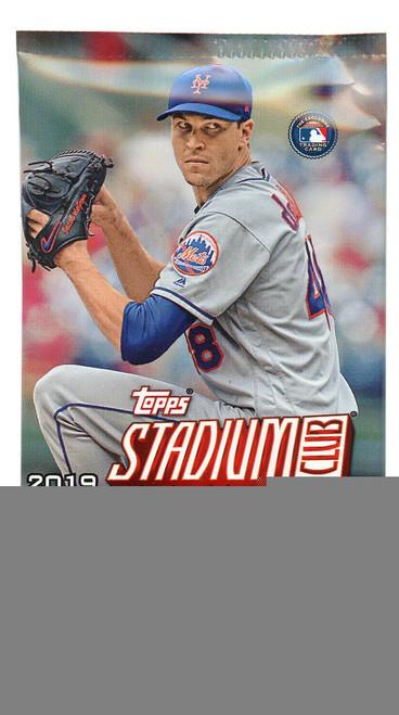 MLB Topps 2019 Stadium Club Baseball Trading Card Pack [5 Cards]