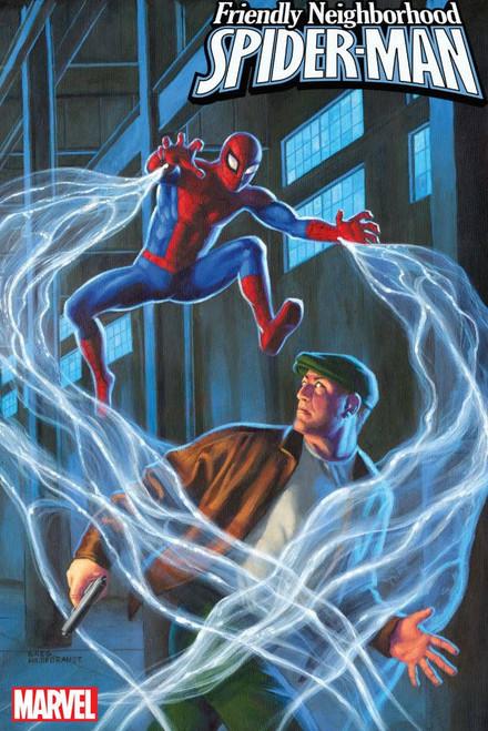 Marvel Comics Friendly Neighborhood Spider-Man #11 Comic Book [Greg Hildebrandt Variant Cover]