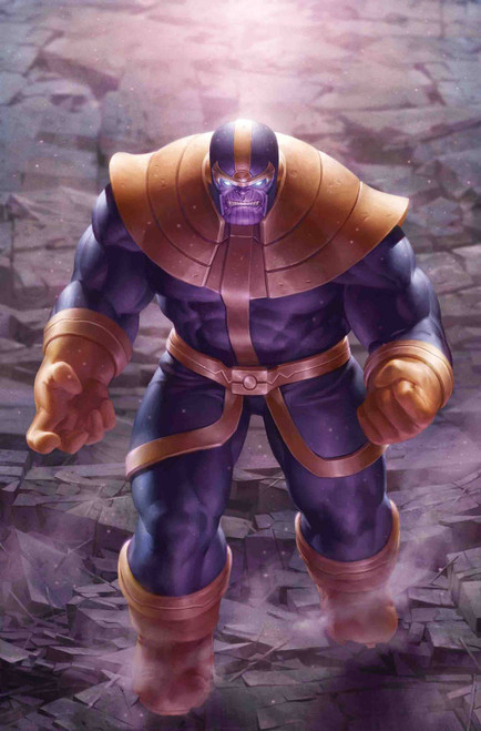 Marvel Comics Thanos #5 of 6 Comic Book [Jung-Geun Yoon Variant Cover]