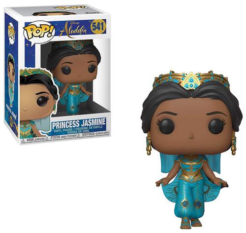 Funko Aladdin 2019 POP! Disney Jasmine Vinyl Figure [Live-Action, Damaged Package]