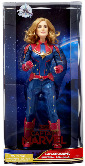 Disney Captain Marvel Exclusive Doll [Special Edition, Loose]