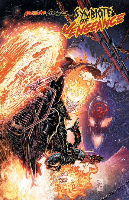 Marvel Comics Absolute Carnage Symbiote of Vengeance #1 Comic Book
