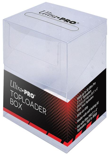 Ultra Pro Card Supplies Toploader Box