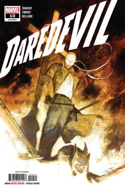 Marvel Comics Daredevil #10 Comic Book