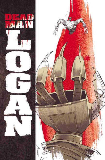 Marvel Comics Dead Man Logan #10 of 12 Comic Book