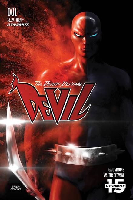 Dynamite Entertainment Death-Defying Devil #1 Comic Book [Tyler Kirkham Variant Cover C]