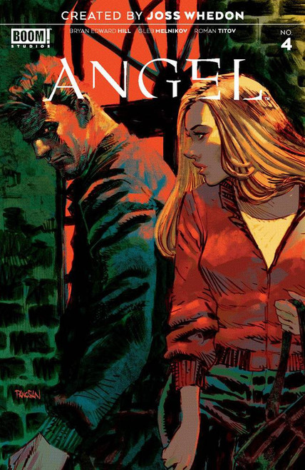 Boom Studios Angel #4 Comic Book