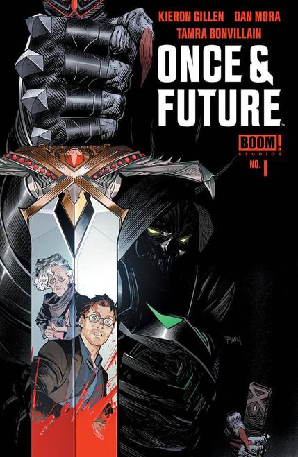 Boom Studios Once & Future #1 Comic Book