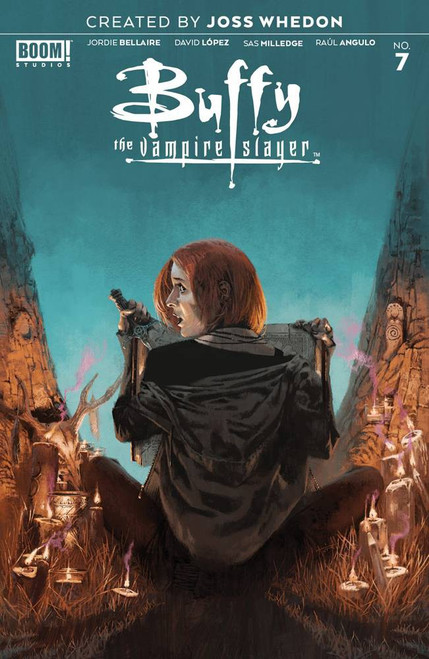 Boom Studios Buffy The Vampire Slayer #7 Comic Book