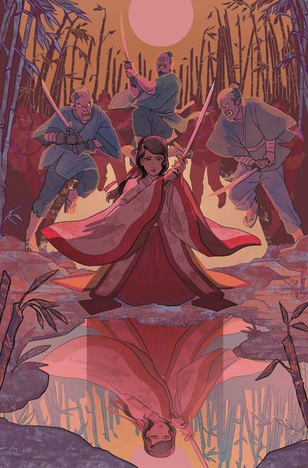 Boom Studios Buffy The Vampire Slayer #7 Comic Book [Sonia Liao Cover C]