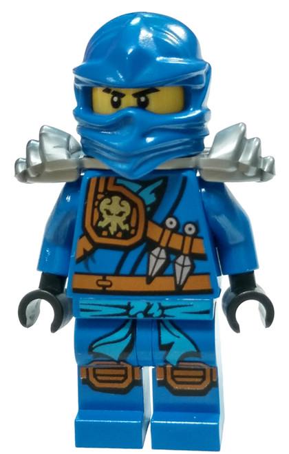 LEGO Ninjago Skybound Jay Minifigure [Armor Loose]