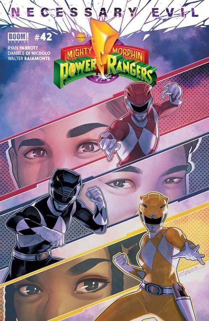 Boom Studios Mighty Morphin Power Rangers #42 Necessary Evil Comic Book