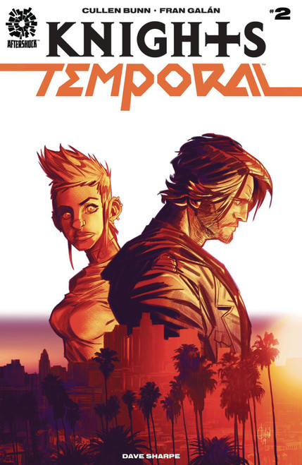 Aftershock Comics Knights Temporal #2 Comic Book