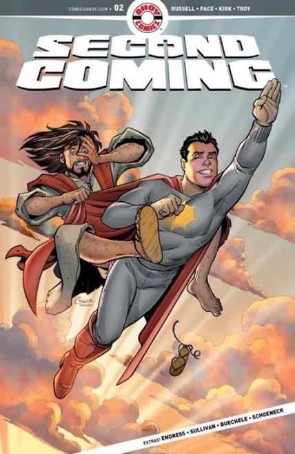 Ahoy Comics Second Coming #2 Comic Book