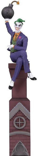 DC Batman Rogues Gallery Joker 9-Inch Multi-Part Statue Diorama (Pre-Order ships November)