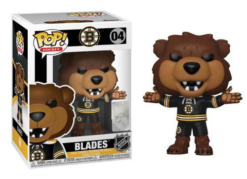 Funko NHL Boston Bruins POP! Sports Hockey Blades Vinyl Figure #04 [Mascot]