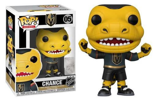 Funko NHL Vegas Golden Knights POP! Sports Hockey Chance Gila Monster Vinyl Figure #05 [Mascot]