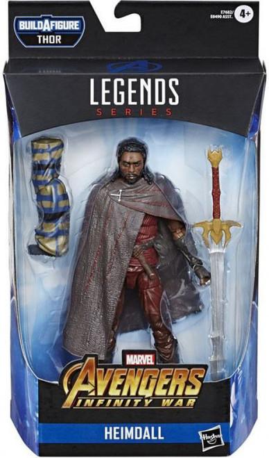 Avengers Endgame Marvel Legends Thor Series Heimdall Action Figure