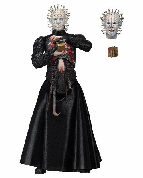 NECA Hellraiser Pinhead Action Figure [Ultimate]