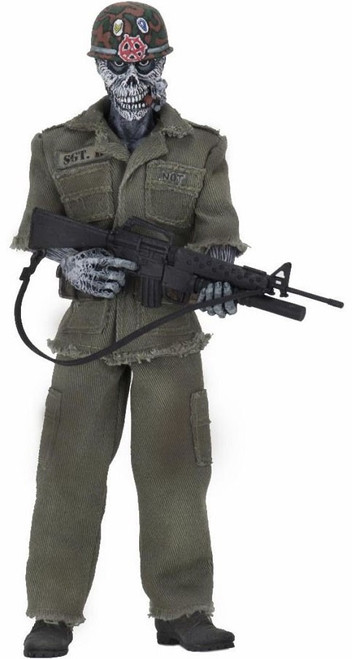 NECA Stormtroopers of Death Speak English or Die Sgt. D Clothed Action Figure