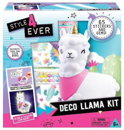 Style 4 Ever Deco Llama Kit