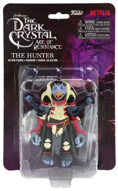Funko The Dark Crystal Age of Resistance Hunter Action Figure