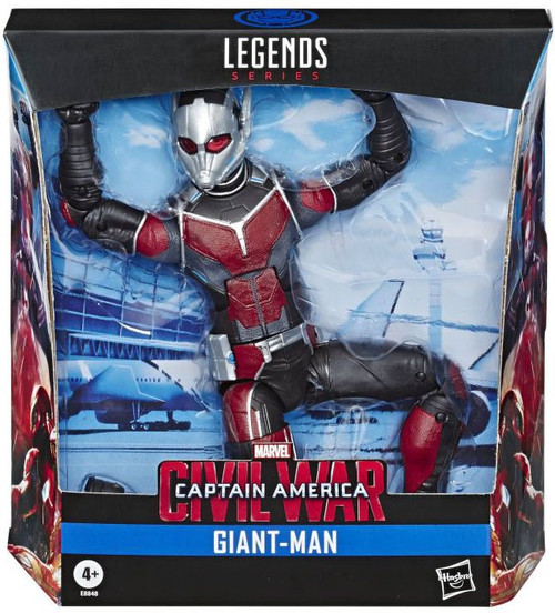 Captain America Civil War Marvel Legends Giant-Man Deluxe Action Figure