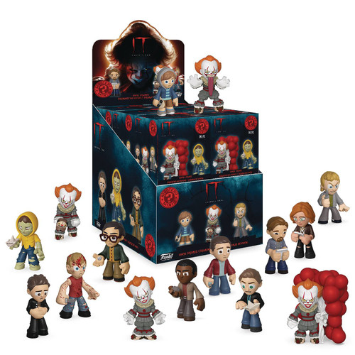 Funko Mystery Minis IT Chapter 2 Mystery Box [12 Packs]