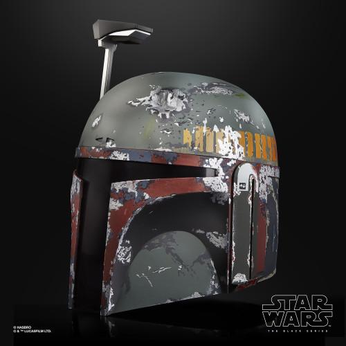 Star Wars The Empire Strikes Back Black Series Boba Fett Wearable Electronic Helmet (Pre-Order ships September)