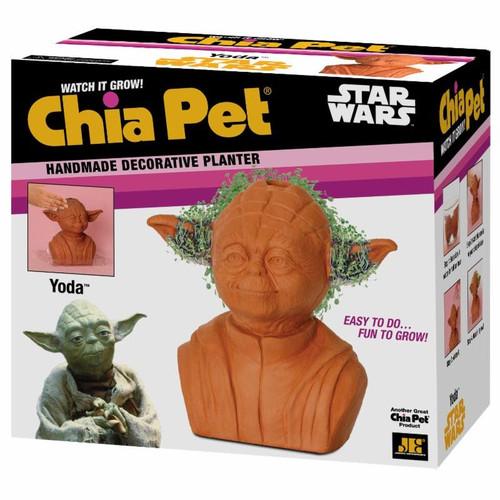 NECA Star Wars Yoda Chia Pet